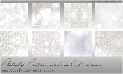 Light Glitters Patterns