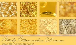 Golden patterns by brenda
