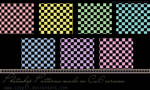 Color Squares Patterns By Brenda