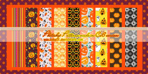 Halloween Patterns 2.