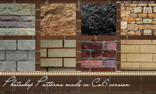 Walls Patterns by Coby17