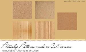 Cardboard Patterns