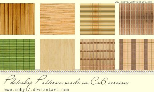 Bamboo Patterns