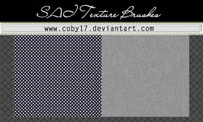 SAI-Texture Brushes Manga Screens and Dotts02  by Coby17