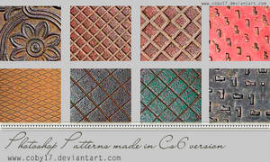 Iron Cast Patterns by Coby17