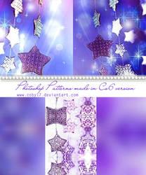 Elegant Stars Patterns