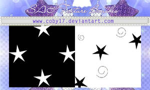 Stars Brushes for Paint tool SAI by brenda