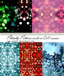Bokeh patterns