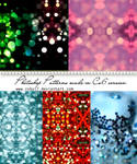 Bokeh patterns