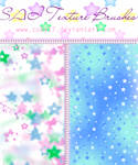 Love my stars brushes for paint tool SAI