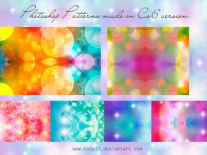 Glitters Lights patterns.