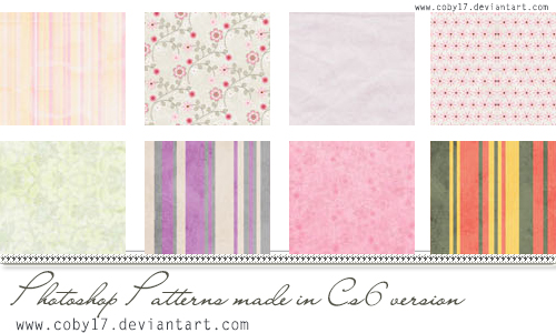 Girls Patterns by Coby17