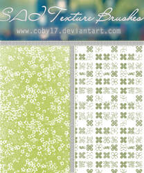 Flowers Brushes 2 for Paint tool SAI