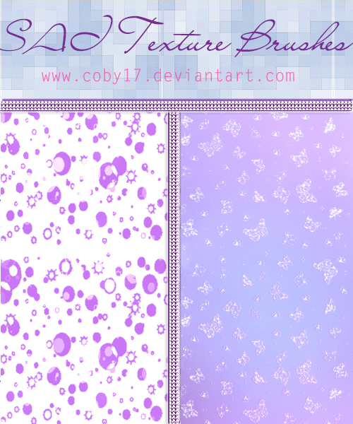 Brushes Type For Paint Tool Sai 2 By Ryky Deviantart Com