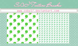 Clovers Brushes for Paint Tool SAI