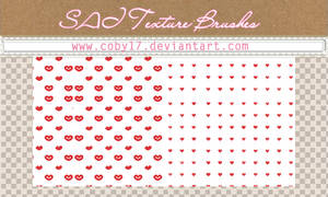 Cute Hearts Brushes for SAI by brenda