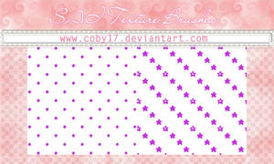 Dotts and Stars brushes for SAI