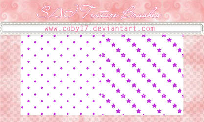 Dotts and Stars brushes for SAI by Coby17