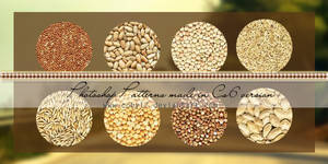 Cereals And Grains Patterns