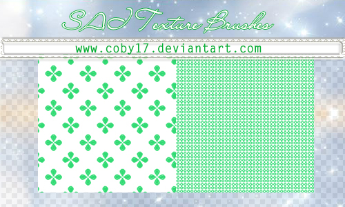 Dotts and Flowers Brushes for SAI by Coby17