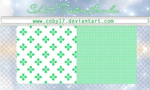 Dotts and Flowers Brushes for SAI