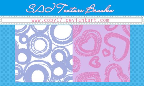 Circles and Hearts Brushes for SAI by Coby17