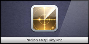 Network Utility Flurry Icon by RollY01