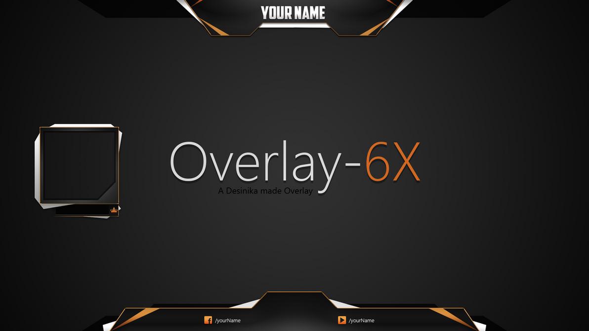 Overlay 6x .zip by Desinika