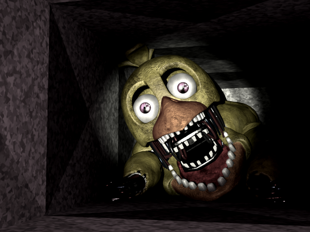 I Care |Withered!Chica x Toy!Reader by ClanWarrior on DeviantArt