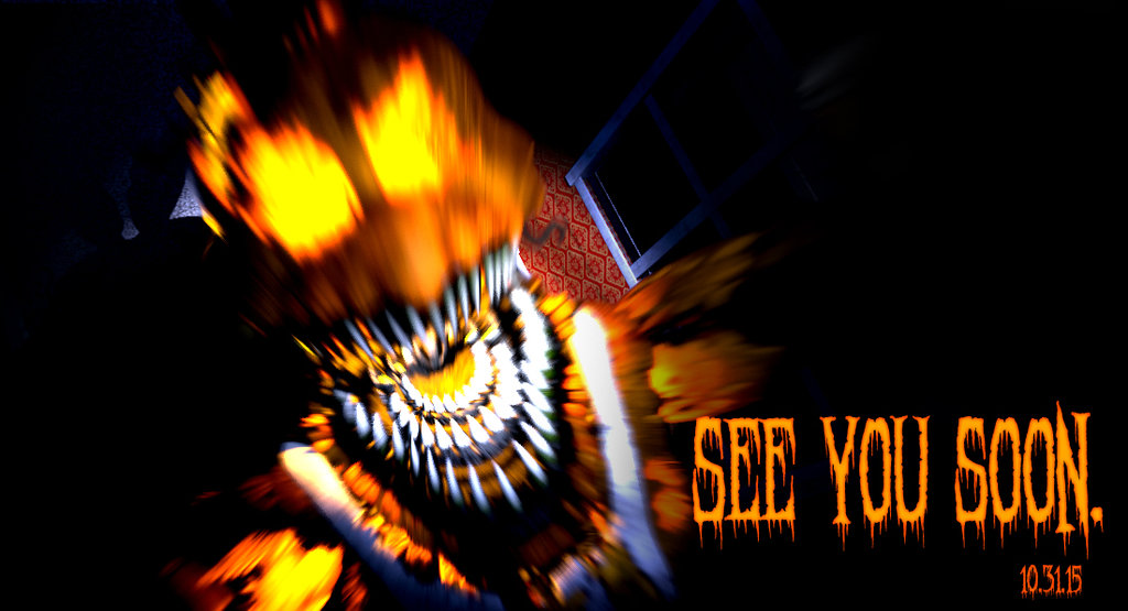 Halloween Special*~| FNAF 4 x Reader by ClanWarrior on