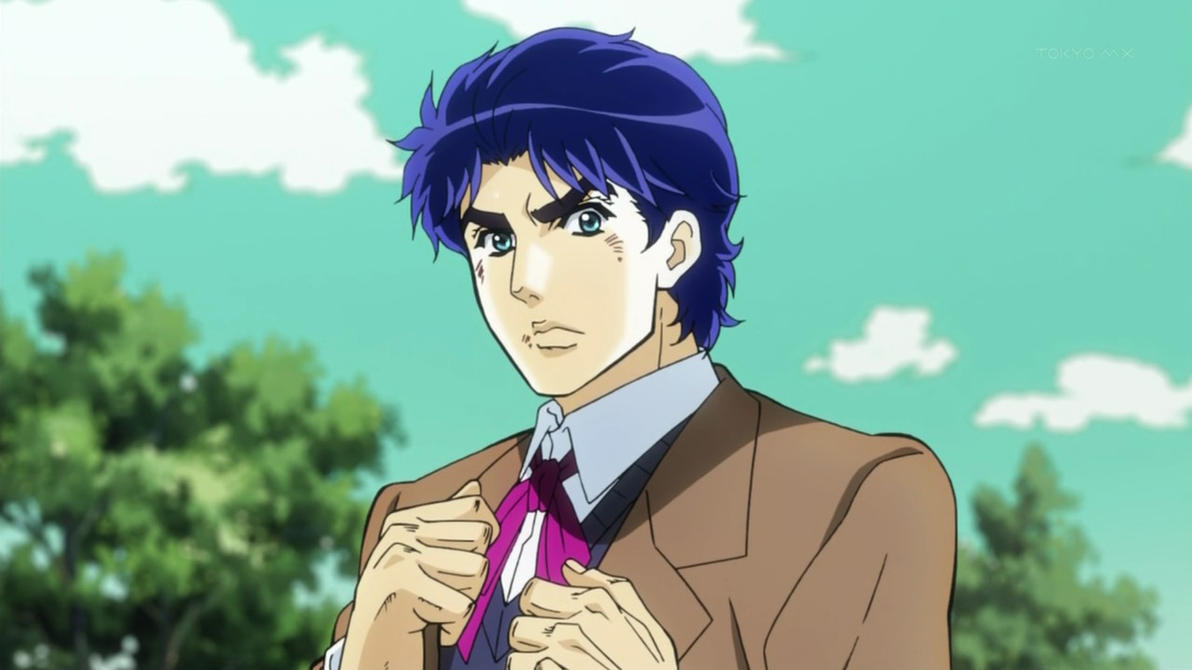 A Chance Meeting|Jonathan Joestar x Reader by ClanWarrior on