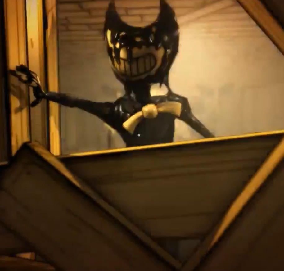 To Protect You|Bendy x Toddler!Reader x Dad!Joey by