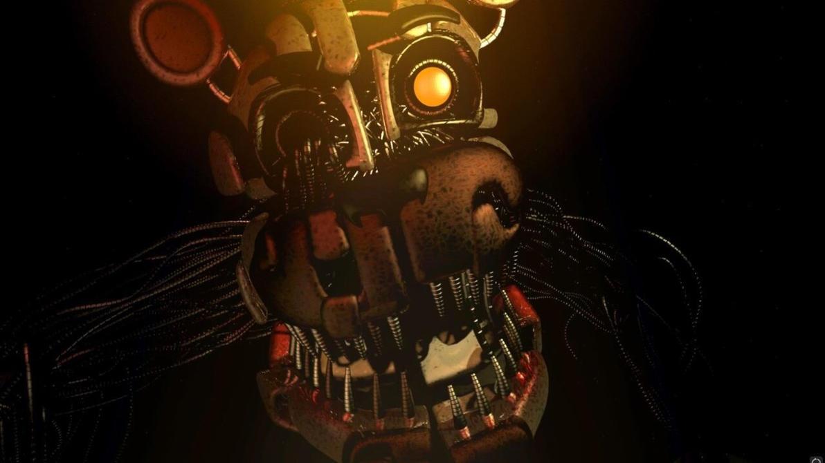 An Old Friend|Molten Freddy x Reader by ClanWarrior on