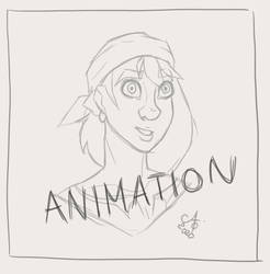 Bonnie animation by HauntedMarshmallow