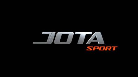 Jota Sport simple title sting