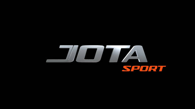 Jota Sport simple title sting