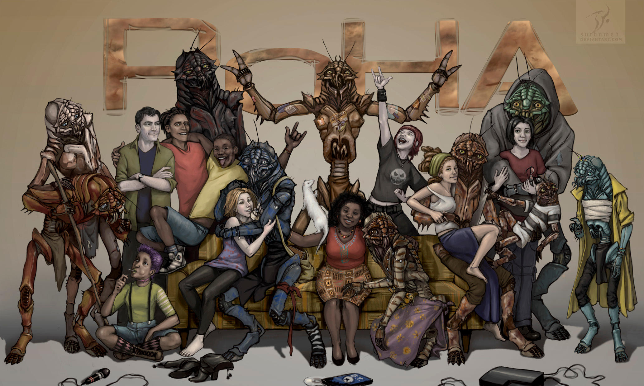 District 9 By Suthnmeh On Deviantart