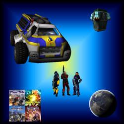 PlanetSide Icon Pack