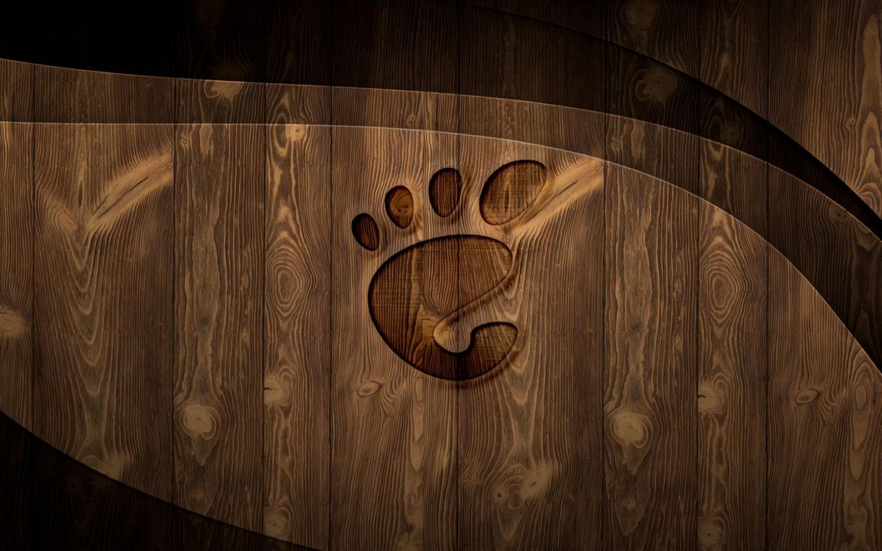 footprint-gnome by arthursmith