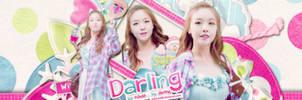 [Share PSD] Darling by CeByun688