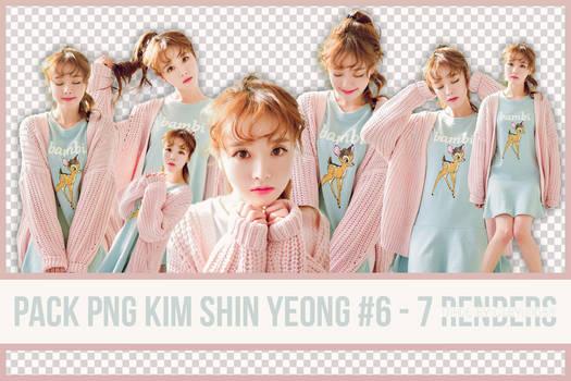 PACK PNG KIM SHIN YEONG #6