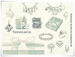 Tiffany and Co Hi-Res Photoshop Brushes