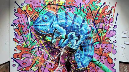 Flesh and Acrylic - Bozar Museum - Art Truc Troc