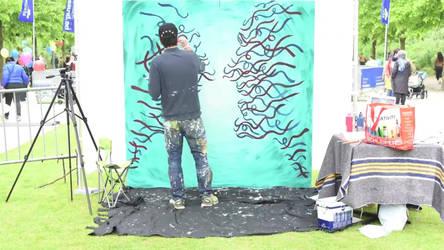 Vertigo - Art and Music by Ben Heine (Video)