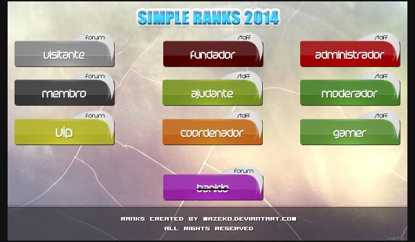 Rankuri simple PSD Simple_ranks_2014_by_mazeko-d7lblza