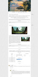 [394] Cold - bogger template by Mrs Black by Ruda9