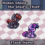 Robin Steele the Waifu Thief V2.1