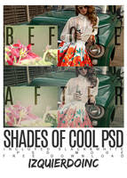Shades Of Cool PSD by xPEGASVS