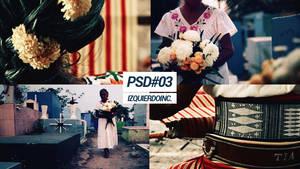 PSD#03 by xPEGASVS