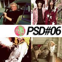 PSD#06 by xPEGASVS
